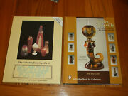 Research Reference Book Weller/roseville And Encyclopedia Art Pottery