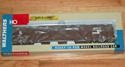 Walthers 932-35011 Gold Line Pullman 86' Hi Cube Boxcar 4 Door Conrail Nyc