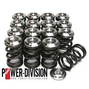 Gsc Power 5746 Single Valve Spring And Ti Retainer Kit For Gen3 3sgte New