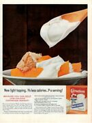 Vintage Advertising Print Dairy Carnation Magic Crystals Milk Instant Topping 62