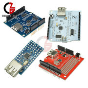 Usb Host Shield V2.0 Support Google Android Adk And Uno Mega 2560 For Arduino
