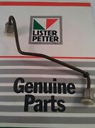 Lister Petter Fuel Injection Pipe 294584 Ace34 For Ac1 And Some Ac1w Ac1wm Mini 6