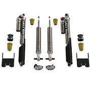 Fits Ford F-150 Shock Leveling Falcon 2.25 Inch Sport Tow/haul System For 15-pre
