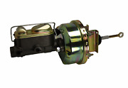 Leed Brakes 5h4 7 Zinc Booster 1 Bore Master For 1964-66 Ford Mustang