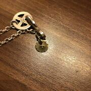 Goro's 18k Metal Small Pendant From Japan Free Shipping