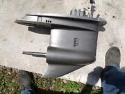 Omc Cobra V6v8 Lower Gear Case Outdrive Used Nice Gearsfreshwater Rare Find