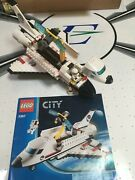 Lego Space Shuttle 3367 W/ Manual 100 Complete