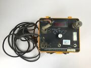 Biddle Instrument 247000-8 Dlro Digital Low Resistance Ohmmeter Use With Beh-