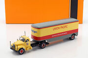 1/43 Mack B 61 Tractor/truck 1955 With Trailer Union Pacific Ixo Models Ttr005