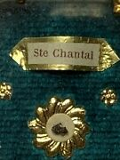 Anddagger S Chantal Relic Sealed Theca Holder 1 7/16 Loss Of Parents Separated Childanddagger