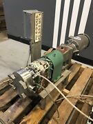 Tri-clover Pred10-1-1/2m-uc2-st-s Positive Displacement Rotary Pump 2hp