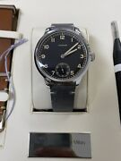 Longines Heritage Military Limited Edition L2.826.4.53.2 Automatic Watch - New
