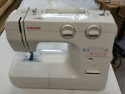 New In Open Box Singer 1120 Home Sewing Machine Discontinued Model 40 Stitch