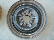 One - Gm Factory 14x5and039and039 Wheel / Rim 5 Lug Truck/car Pattern 5.4 3/4