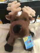 Webkinz Limited Edition Holiday Christmas Reindeer New Sealed Tag