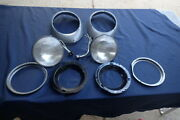 Vintage Lincoln Electroline 12 Headlight Kit Nos 1930andrsquos-40andrsquos