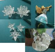 Rosenthal Crystal Candleholder -angel Trumpet- Cat Playing Piano Pick1