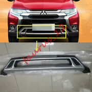 Fit For Mitsubishi Outlander 2019 Car Replace Abs Chrome Auto Front Bumper
