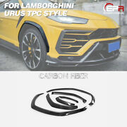 For Lamborghini Urus Tpc Style Carbon Front And Rear Fender Wider Arch Flares Kits