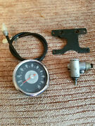 Tachometer Set For Triumph Motorcycle 1969 And Up