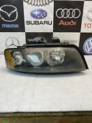 2002 03 2004 2005 Audi A4 Right Side Xenon Headlight Used Oem