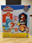 Play-doh Nickelodeon Paw Patrol Rescue Marshall W 4 Non-toxic Compounds Ages 3+