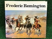 Frederic Remington Book Text By Peter Hassrick Paintings Drawings And Sculpture