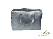 S.t. Dupont Star Wars Document Case Limited Edition Leather Silver Zip