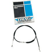 High-efficiency 69 Black Vinyl Extended Clutch Cable Wire Harley Sportster 11-17