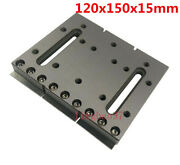 Cnc Wire Edm Fixture Board Stainless Jig Tool For Clamping Leveling 120x150x15mm