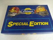 Vintage Athearn Special Edition Lehigh Valley Powered F7a 576 And F7a 578 J317