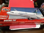 Airfix Boeing 737 Air New Zealand 1/144 Scale Model Kit