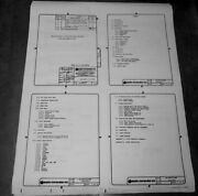 Apple Lisa/mac 3.5 Dd Specs Set - 1983 - 39 Pages In Schematic Format 24 X 36