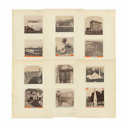 Albumen Images Feat. Civil War Military Scenes From New York And St. Augustine