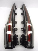 Oem Cadillac Escalade Led Tail Lamp Light Pair - Canada Only