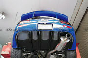 For Mazda Rx7 Fd3s Feed Style Carbon Fiber Rear Diffuser Exterior Body Kits