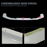 For Evo 10 X Vrsv2 Wide Style Front Bumper Lip Spoilers Only Fit Wide Body Kit