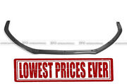 Rowe-style Carbon Front Bumper Lip Body Kits For Audi A5 Coupe Pre Face-lifted