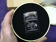 Vintage 1995 Sealed Camel Pack Design Etched Zippo 2 Sided L Xi New With Tin