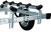 C.e. Smith 5and039 Roller Bunk For Boat Trailer