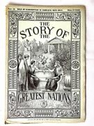 The Story Of The Greatest Nations Magazine 1909 28 Historical Edition Beautiful