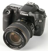 Canon 40d Camera Set Comes With 17-85mm And 70-200mm Lenses + Carrying Kit