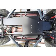 Rock Hard 4x4 Rh-90509 Complete Bellypan Skid Plate System For 18-20 Jeep Jl New