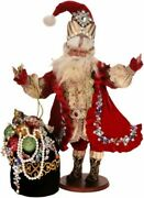 Wanted Mark Roberts Diamonds Are A Girland039s Best Friend Santa 24 Wanted