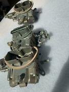 1969 Corvette Original Dated Jan 69 3659 4055 Tri-power Holley Carburetors 427