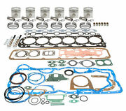Engine Kit For Caterpillar Cat 3046c/t Turbo Direct Injection 107-0984