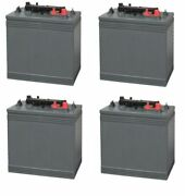 Replacement Battery For Pioneer / Eclipse Cleanstar 30 24 Volts 4 Pack 6v