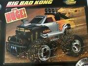 Rare Vtg Tyco Mattel Dodge 4x4 Rc 6v Big Bad Kong 27mhz Truck Tested And Working