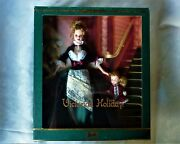 2000 Victorian Holiday™ Barbie® Little Sister Kelly® Doll Mattel Christmas