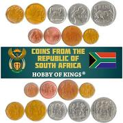 African Countries And Numismatic Periods   Collectible Coin Set Collections